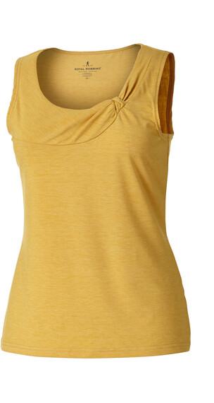 Royal Robbins Essential Tencel Tanktop Dames geel